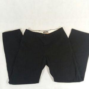 Dockers Men's Dress Pants Black Size 34